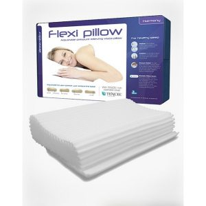 Pillow, Flexi Harmony Pillow, Neck pain, Shop, Headaches, Memory foam, Latex pillow, snoring, bamboo pillows, osteopath, valued health osteopathy, Osteopath Bentleigh East