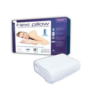 Travel Pillow, Pillow, Shop, Harmony, Osteopathy, Osteopath, Valued Health Osteopathy, Osteopath Bentleigh East